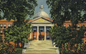 State Capitol Santa Fe NM Unused