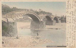 Kintaibashi, Suo., Japan , 1908 ; Bridge