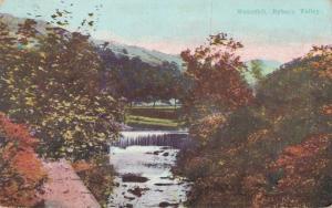 USA Ryburn Valley Waterfall California 02.68