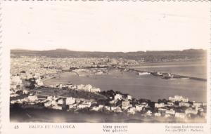 RP: Palma de Mallorca , Spain , 1953 ; Vista General