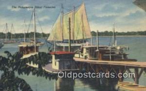 Biloxi Fisheries  Postcard Post Cards Old Vintage Antique Postcard, Post Card...