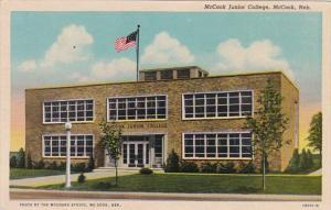 Nebraska McCook Junior College Curteich