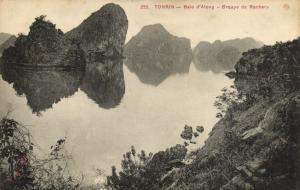 CPA Vietnam Indochine TONKIN Baie d'Along - Groupe de Rochers (60358)