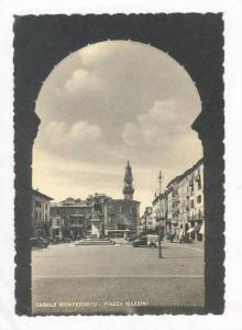 Piazza Mazzini, Casale Monferrato, Alessandria, Italy, 1950-1960s