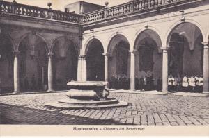 Chiostro dei Benefattori, MONTECASSINO, Italy, 00-10's