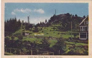 C.N.R. Park, Prince Rupert, British Columbia, Canada, 10-20s