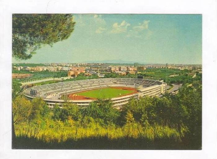 Stadium, Roma, Italy 40-50s