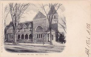 Saint anthony Hall Yale New Haven Connecticut 1906