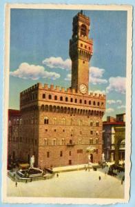 Italy - Florence, Vecchio Palace