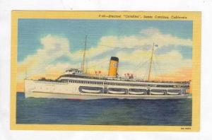 Steamer  Catalina ,Santa Catalina,CA 1930-40s