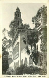 Pacific International Exposition San Diego California RPPC Photo Postcard 10074