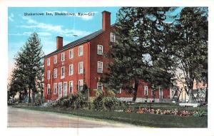 Shaker Postcards Old Vintage Antique Post Cards Inn Shakertown, KY USA Unused