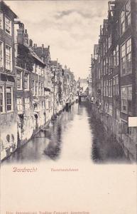 DORDRECHT, Voorstraatshaven , South Holland, Netherlands, 1890s