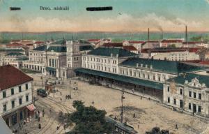 Czech Republic Brno Nádraží 02.53