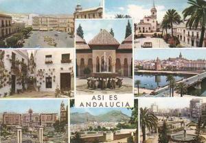 Spain Asi Es Andalucia