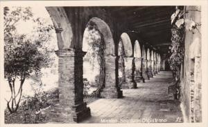 California Mission San Juan Capistrano Real Photo