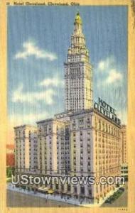 Hotel Cleveland Cleveland OH 1944