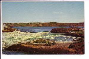 Low Water Rapieds, Reversing Falls, Saint John, New Brunswick