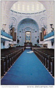 Chapel Interior United States Naval Academy Annapolis Maryland