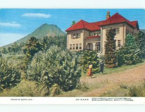 Pre-1980 NICE VIEW Beppu On Kyushu Island Japan i3961