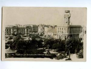 138700 Chile VALPARAISO Plaza de la Victoria Vintage postcard