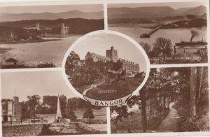 RP: BANGOR , Wales , 1955 ; 5 view