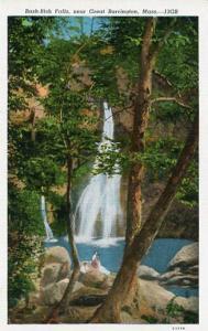 MA - Great Barrington. Bash-Bish Falls