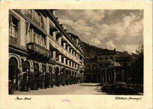 CPA AK Wildbad- Bad Hotel GERMANY (945911)