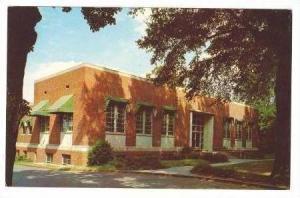 Elbert Ivey Memorial Library, Hickory, North Carolina, 40-60s