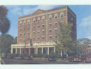 Bent Pre-1980 NEW ALBANY HOTEL Albany Georgia GA HQ2182