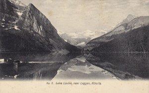 Lake Louise , Near Laggan , Alberta , Canada, PU-1906