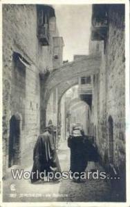 Jerusalem, Israel Via Dolorosa Via Dolorosa