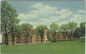 Vintage Postcard, State Hospital, Binghamton, New York