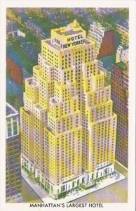 New York City The Hotel New Yorker