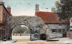 Newport Arch Lincoln 1918