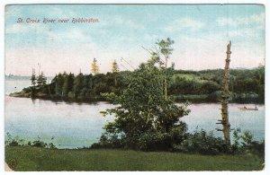 St. Croix River near Robbinston