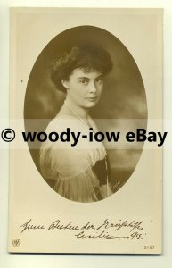 r0006 - Crown Princess Cecile of Prussia - postcard