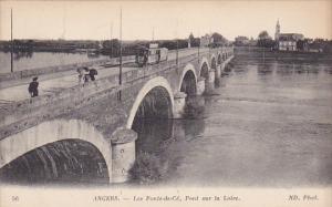 LES PONTS DE CE, Maine Et Loire, France, 1900-1910´s; Les Ponts De Ce, Pont ...