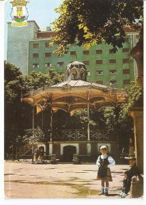 Postal 045766 : Vitoria. La Florida y Hotel Canciller Ayala al fondo
