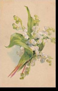 PFB Serie 5389 Flowers 1910