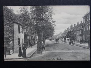 Hertfordshire HITCHIN Bancroft c1909 Postcard by Valentine 38938