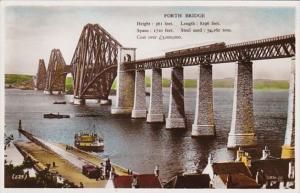 Scotland Edinburgh Forth Bridge Photo