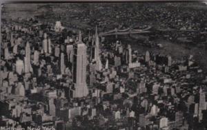 New York City Midtown By Night