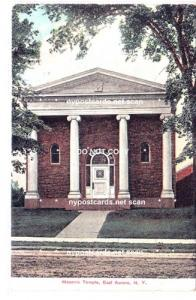 Masonic Temple, East Aurora NY