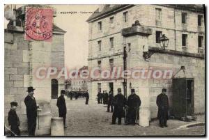 Postcard Old Barracks Besancon Ruite