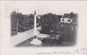 Minnesota Saint Paul Summit Park 1906