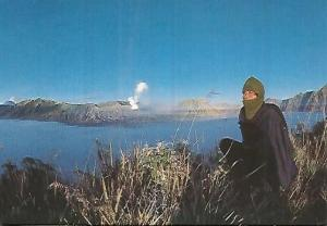 POSTAL 55294: INDONESIA. Volcan Bromo