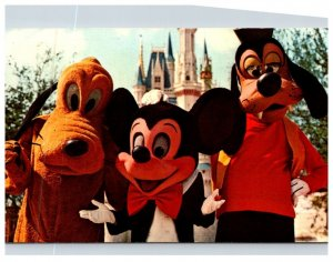 Florida  Disney World , Welcome to the Magic Kingdom