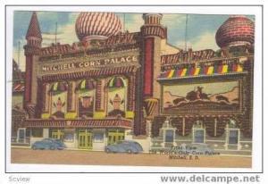 Corn Palace, Mitchell, South Dakota, PU-1957