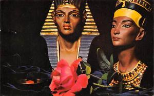 Egypt, Egypte, Africa Ancient Egypt's Famed Royal Pair  Ancient Egypt's Famed...